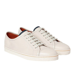 John Lobb Levah Leather Sneakers Shoes 10.5/11.5 (Last 0315)