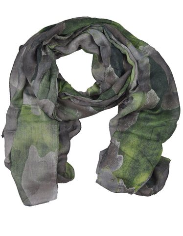 RODA Superfine Cotton & Modal Scarf ~ Made in Italy