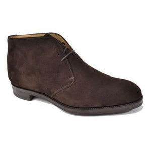 EDWARD GREEN Banbury Boot Shoes 7/7.5 (Last 202) Handmade in England
