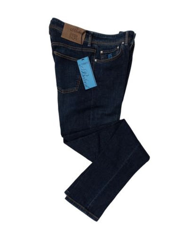 Belvest Premium Denim Slim Fit Jeans ~ Made in Italy