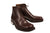Silvano Lattanzi Leather Boot Shoes 9.5 (EUR 8.5) Hand-made in Italy