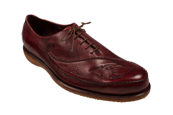 Silvano Lattanzi Leather Shoes 10 (EUR 9) Hand-made in Italy
