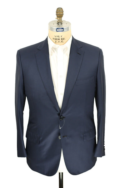 Brioni Navy Blue Two-Button Sportcoat 40 S (EU 50 C) Hand-tailored in Italy