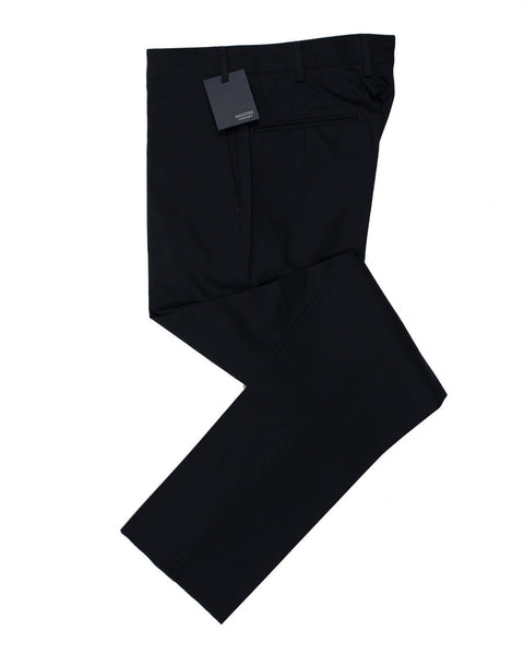 INCOTEX Navy Blue Cotton Pants  ~ European Fit