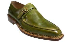 Silvano Lattanzi Leather Shoes 12 (EUR 11) Hand-made in Italy