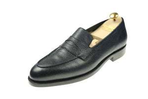 EDWARD GREEN Piccadilly Loafer Shoes 9.5/10 Hand-made in England