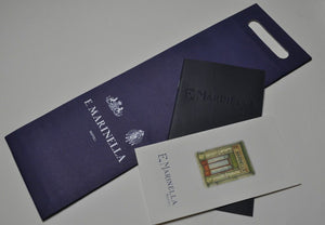 E. Marinella Napoli Tie ~ Hand-made in Italy of Finest 100% Cashmere