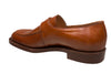 Silvano Lattanzi Leather Shoes 9.5 (EUR 8.5) Hand-made in Italy