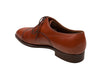 Silvano Lattanzi Leather Shoes 9 (EUR 8) Hand-made in Italy