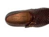 Silvano Lattanzi Leather Shoes 6 Hand-made in Italy
