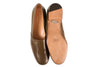 Silvano Lattanzi Leather Slipper Shoes 10.5 (EUR 9.5) Hand-made in Italy