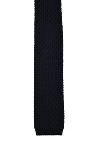 RODA Cotton Knit Tie ~ Made in Italy