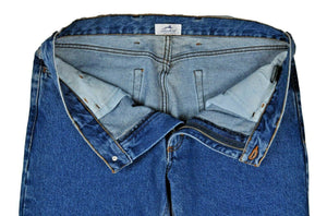 Schiatti & C. Blue Denim Cotton Jeans ~ Tailored in Italy