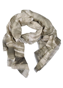 RODA Superfine Cotton & Silk Scarf ~ Made in Italy