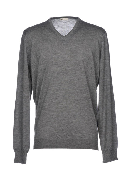 COLOMBO Grade-A Pure Cashmere Sweater ~ Made in Italy