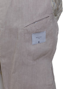 BOGLIOLI K. Jacket  Natural Linen Sportcoat ~ Made in Italy