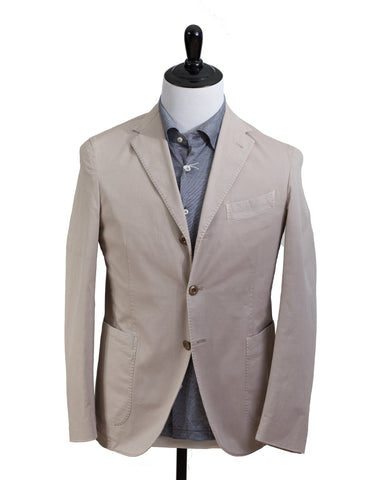 BOGLIOLI Milano Dyed Stone Stetch Cotton Sportcoat 38 (EU 48) Made in Italy