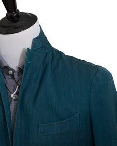 BOGLIOLI K. Jacket Emerald Wool Sportcoat 38 (EU 48) Made in Italy
