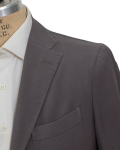 BOGLIOLI K. Jacket Taupe Wool Sportcoat 40 (EU 50) Made in Italy