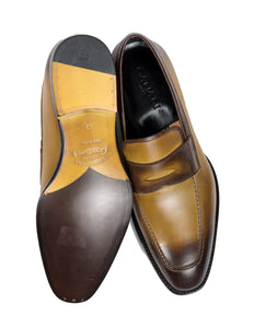 CANALI 1934 Goodyear Welted Shoes 9 (42) Hand-made in Italy