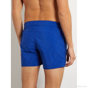 BOGLIOLI Solid Royal Blue Swim Shorts ~ Made in Italy