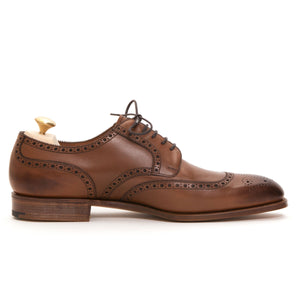 EDWARD GREEN Cowes Shoes 10.5/11 (Last 888) Hand-made in England
