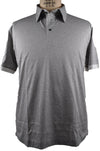 Schiatti & C. Egyptian Raw Cotton Gray Polo Shirt ~ Made in Italy