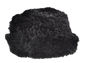 SCHIATTI & C. Genuine Mink Fur Hat L ~ Made in Italy