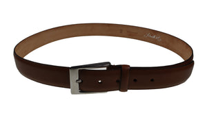 Schiatti & C. Genuine Leather Belt 36-38 Hand-made in Italy