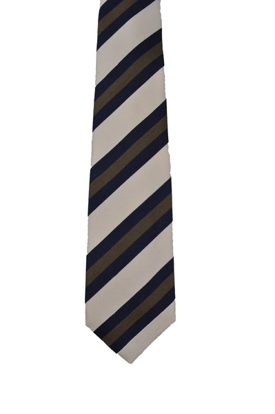 RODA Silk & Cotton Tie ~ Made in Italy