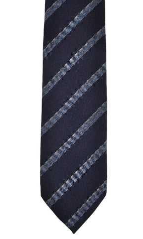 Bigi Milano by E. Marinella Wool Tie ~ Hand-made in Italy