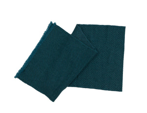 Kiton Napoli Superfine Cashmere Scarf ~ Made in Italy