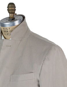 Brioni Superfine Cotton Sportcoat 40 (EU 48) Hand-tailored in Italy