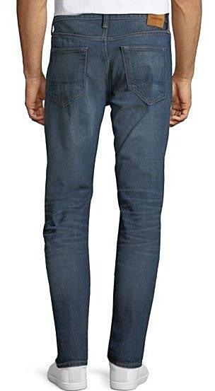 Tom Ford Premium Denim Selvedge Jeans Made In Usa Morigimilano Com