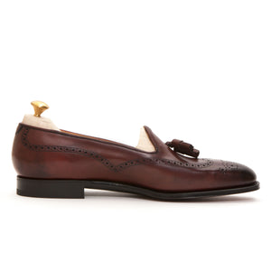 EDWARD GREEN Launceston Shoes (Last 100) Hand-made in England