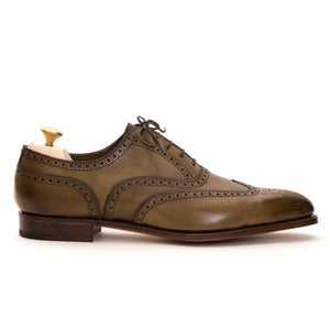 EDWARD GREEN Malvern Shoes (Last 82) Hand-made in England