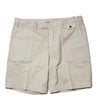 BOGLIOLI Stone Dyed Cotton Slim Fit Shorts ~ Made in Italy