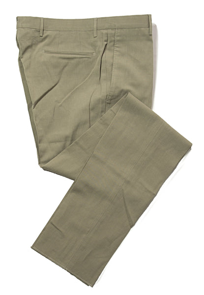 BOGLIOLI Sage Slim-Fit Cotton-Linen-Silk Pants ~ Made in Italy