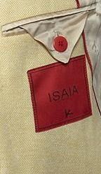 ISAIA Napoli Two-Button Sportcoat 38 (EU 48) Handmade in Italy