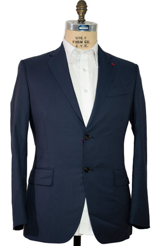 ISAIA Napoli Two-Button Wool Suit 40 (EU 50) Handmade in Italy