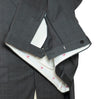 ISAIA Napoli Gray Two-Button Suit 42 (EU 54) Handmade in Italy ~ Extrafine Wool
