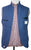 BOGLIOLI Two-Button Royal Blue Jersey Sportcoat ~ Made in Italy