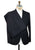 BOGLIOLI Black Slim-Fit Extrafine Wool Suit 42 (EU 52) Made in Italy