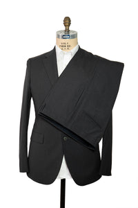 BOGLIOLI Slim-Fit Gray Wool Suit 42 (EU 52) Made in Italy