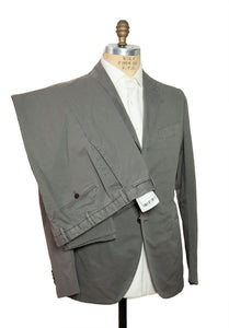 BOGLIOLI Dyed Taupe Modern-Fit Suit 40 (EU 50) Made in Italy