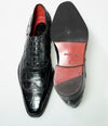 Stefano Ricci Genuine Crocodile Wingtip Oxford Shoes 9 (EU 8) Hand-made in Italy