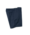 BOGLIOLI Navy Blue Cotton Slim Fit Shorts ~ Made in Italy