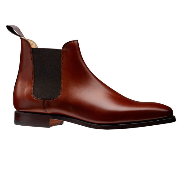 Crockett & Jones Leather Chelsea Boots Shoes 9.5/10 Made in England