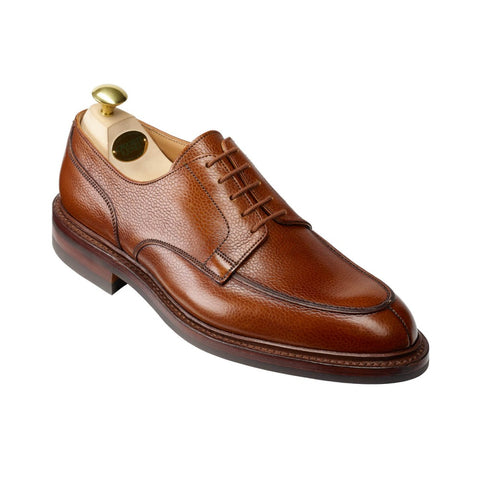 Crockett & Jones Durham Apron Derby Shoes 7.5/8 Made in England