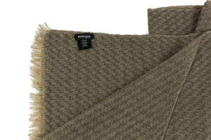 Kiton Napoli Superfine Cashmere Extralarge Scarf ~ Made in Italy